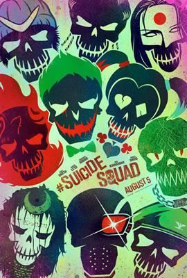 Suicide Squad-S