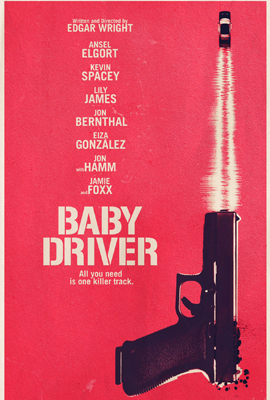 Baby Driver-S